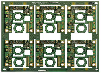 Rigid PCB--Hescon electronics co ,Limited-